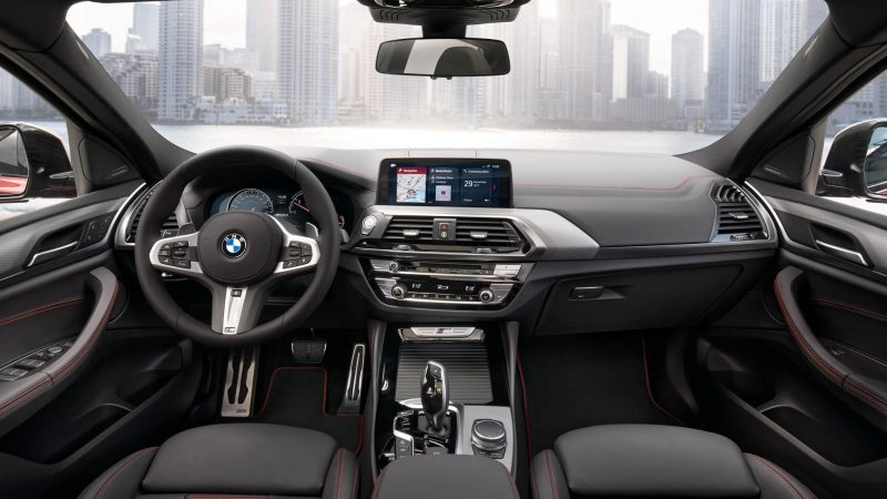 2019 BMW X4 Arrives Bigger Yet Lighter And Sleeker Than Before
