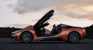 BMW i8 Roadster Said To Arrive In March From $164,295