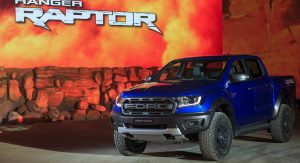 Ford Almost Stuffed A 13-Speed Transmission In The Ranger Raptor