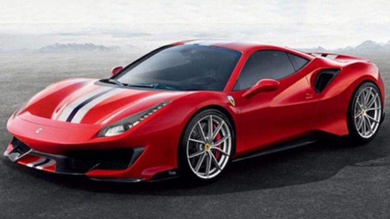 Ferrari 488 Pista: First Photos Of New Hardcore Model Leaked?