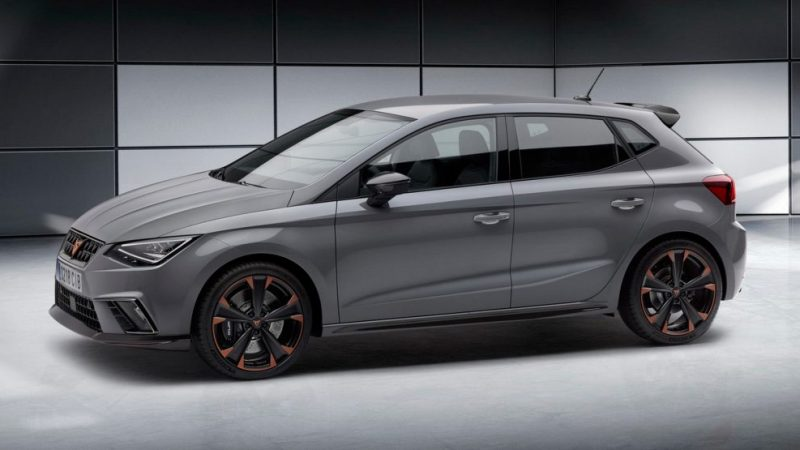 Seat Launches Cupra Brand With A 300PS Ateca SUV