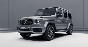 2019 Mercedes-AMG G63 Goes Dark With New Night Package