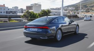Let's Have A Better Look At The 2018 Audi A7 Sportback [51 Pics]