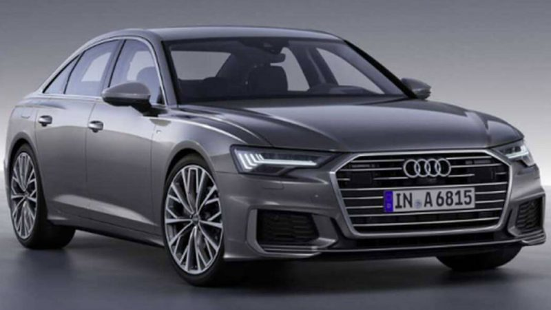 2019 Audi A6: These Are (Likely) The First Official Images