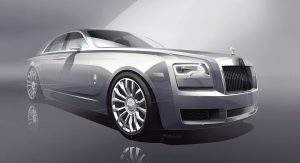 Rolls-Royce Silver Ghost Collection Celebrates The Original