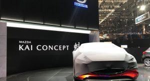 Sneak Peek From The 2018 Geneva Motor Show Floor