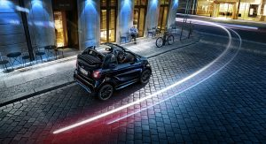 Smart ForTwo And ForFour Nightsky Editions Join Merc's EQ Brand