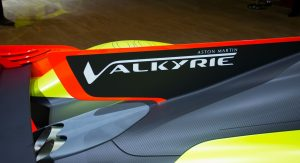 Aston Martin Valkyrie AMR Pro Is Geneva's Bright Lime Star