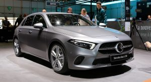 New Mercedes-Benz A-Class Costs €5,000 More Than Its BMW And Audi Rivals!