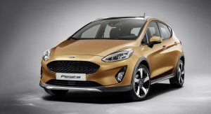 Ford Fiesta Active Priced From €17,790 In UK