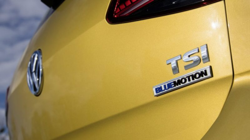 New 130PS VW Golf 1.5 TSI Bluemotion Micro-Hybrid Offers Diesel-Like Efficiency