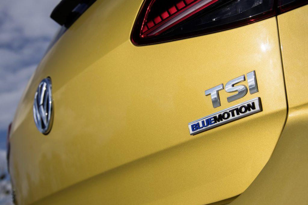 New 130PS VW Golf 1.5 TSI Bluemotion Micro-Hybrid Offers Diesel-Like Efficiency