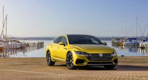2019 VW Arteon Gets R-Line Package, Debuts At NY Auto Show