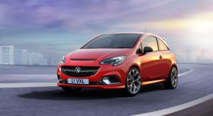Vauxhall Corsa GSi Returns After 25 Years