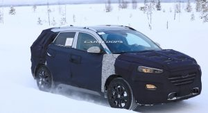 Facelifted 2019 Hyundai Tucson Coming To NY Auto Show