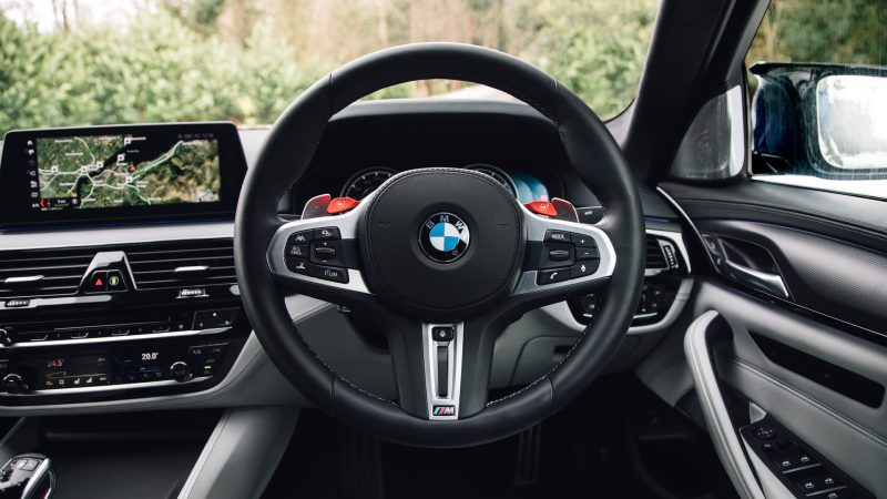 2018 BMW M5 Arrives In The UK Priced From £89,645