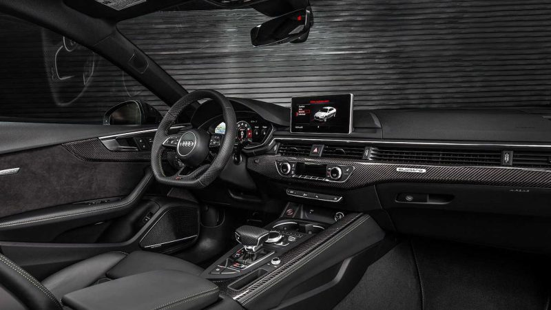 2019 Audi RS5 Sportback Is America's Placeholder For The RS4 Avant