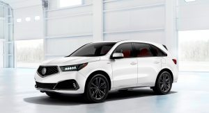 2019 Acura MDX Becomes More Athletic With A-Spec Model