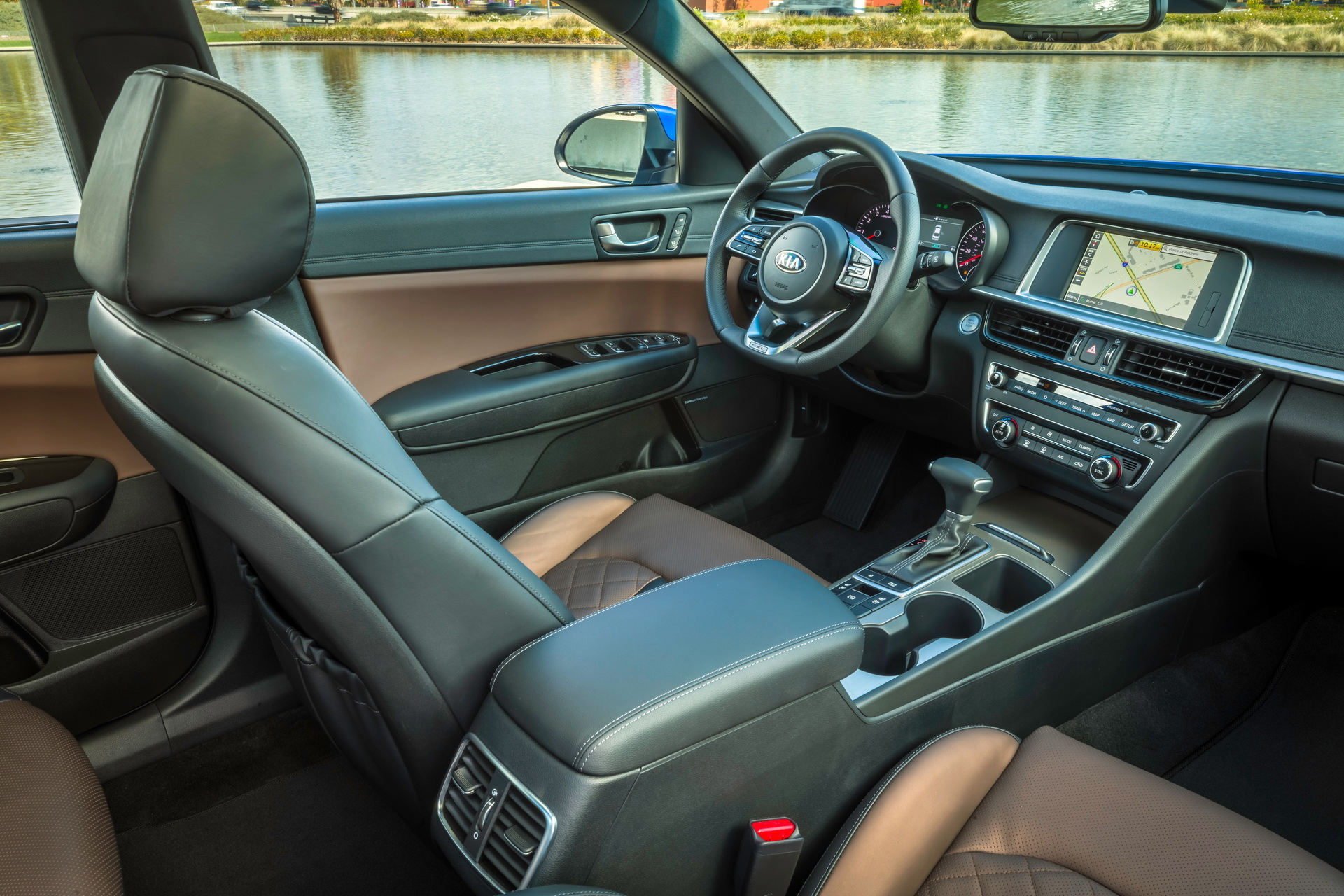 2019 Kia Optima: Minor Facelift Brings Infotainment And Trim Upgrades