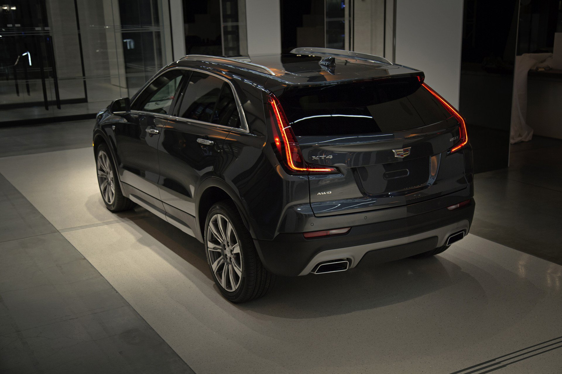2019 Cadillac XT4 'Baby' SUV Debuts With Turbo Power And Affordable Price
