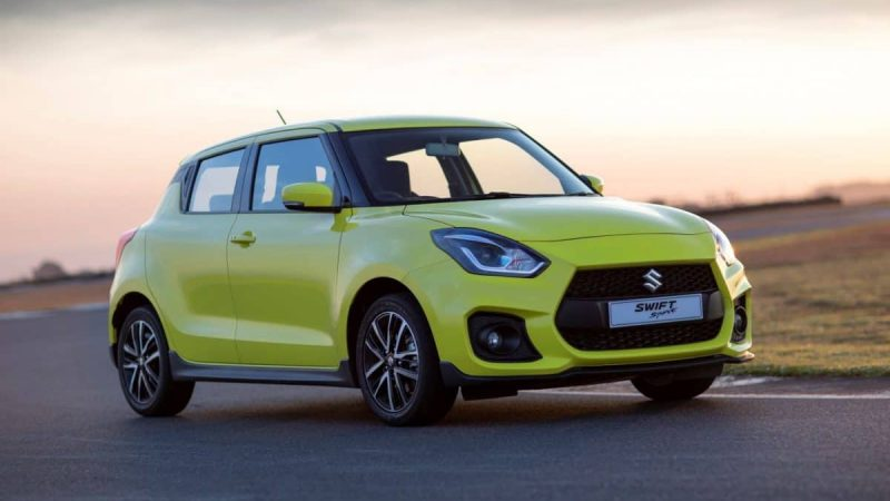 Suzuki Swift Sport: The small, gutsy car that punches above its weight