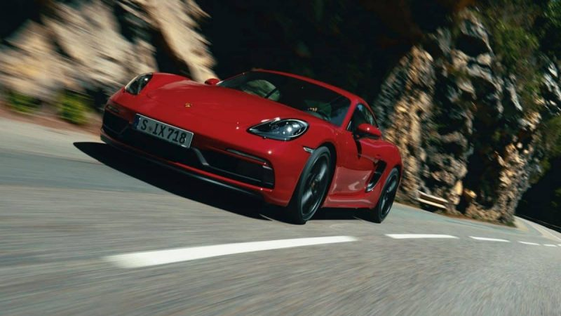 Porsche revs its line-up with 4.0-litre GTS Cayman and Boxster