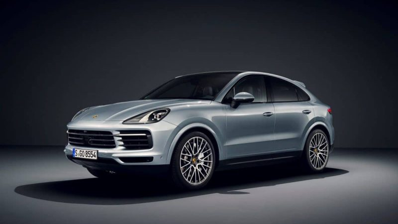 Road test: Svelte Porsche Cayenne Coupé hits the SUV sweet spot