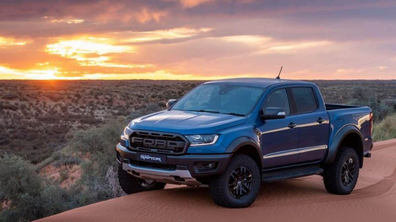 Ford Ranger Raptor leads race for bakkie of the year