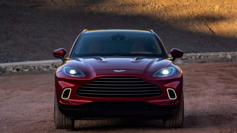 Aston Martin's first SUV: DBX revealed in Mzansi with pricing