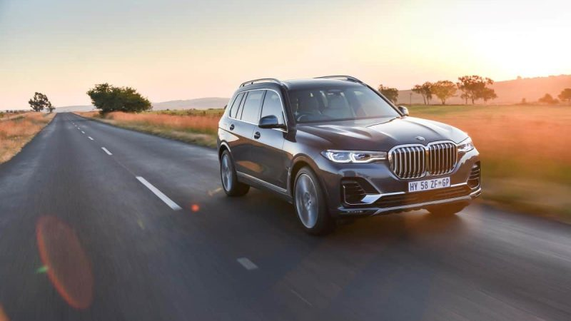Enter the high and mighty BMW X7: Buckle up for brisk SUV luxury