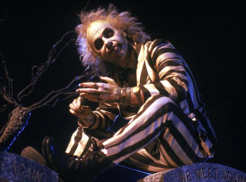 Beetlejuice Turns 30: See the Cast Then and Now