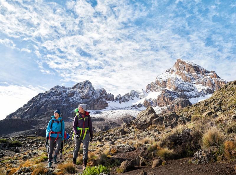 Mandy Moore Summits Mount Kilimanjaro With Fiancé Taylor Goldsmith