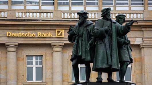 Deutsche Bank reviews structure of investment bank: Source