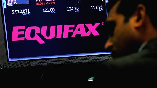 Equifax names Mark Begor as its CEO