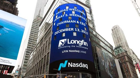 Longfin loses more than a third of its value after it gets boot from Russell 2000