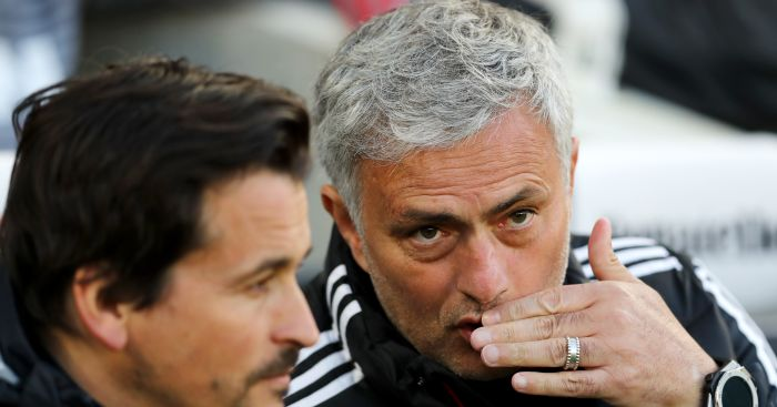 Mourinho brings in new coach in Man United shake-up