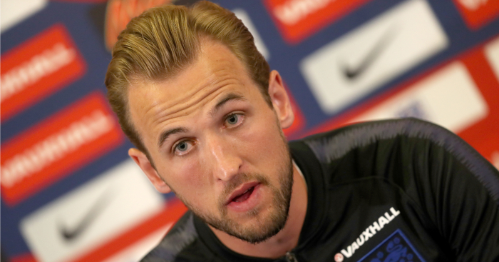 Teetotal father Harry Kane gets up at 6.30am; knight him