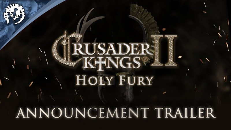 Crusader Kings 2: Holy Fury expansion announced | PC Invasion
