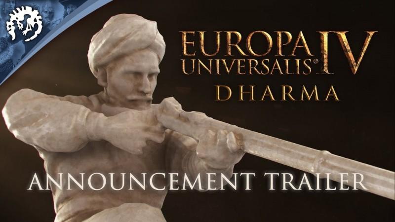 Europa Universalis IV: Dharma expansion announced   PC Invasion