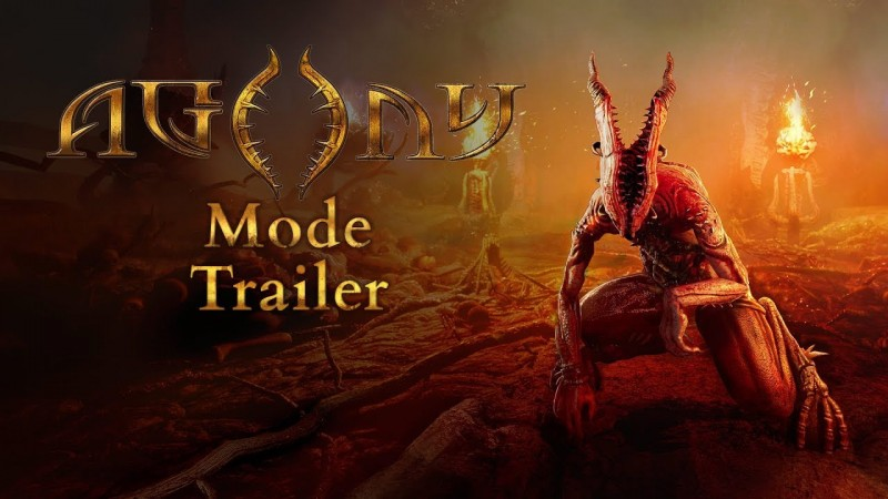 Gruesome looking Horror game Agony getting procedural Agony Mode | PC Invasion
