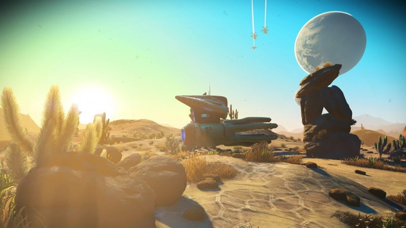 No Man's Sky NEXT release date and full multiplayer coming | PC Invasion