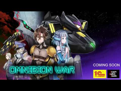 Sci-fi shooter Omnibion War inspired by mecha anime heading to PC