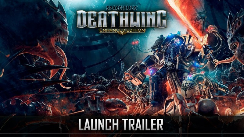 Space Hulk: Deathwing - Enhanced Edition free upgrade on PC today | PC Invasion