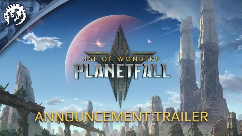 Triumph Studios announces Age of Wonders: Planetfall | PC Invasion