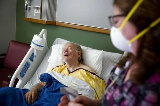 US flu season appears milder, one year after brutal one
