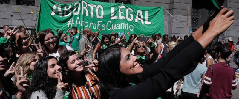 Argentina lawmakers propose legalizing elective abortion - ABC News