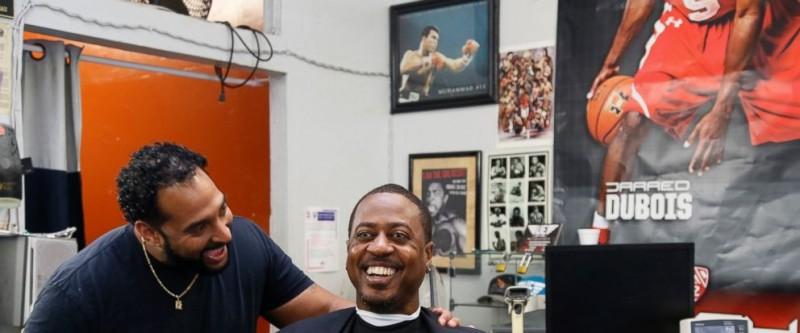 Barbershop study trimmed black men's hair and blood pressure - ABC News