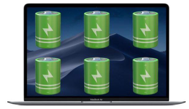 Troubleshoot battery life issues with MacOS Mojave