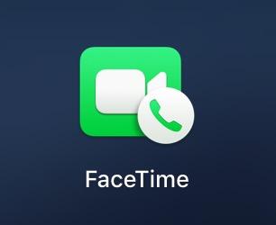 FaceTime on Mac