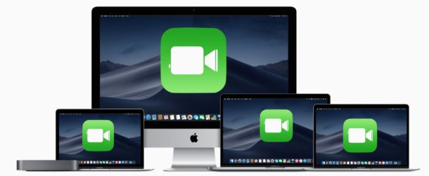 How to use Group FaceTime on Mac